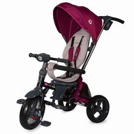 Coccolle - Tricicleta multifunctionala 4 in 1 cu sezut reversibil Velo Violet