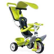 Smoby - Tricicleta Baby Balade Green