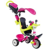 Smoby - Tricicleta Baby Driver Comfort Pink