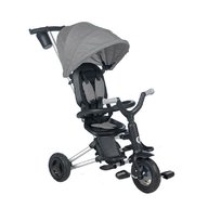 Qplay - Tricicleta ultrapliabila Nova, Gri