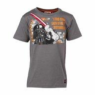 LEGO - Tricou Star Wars Darth Vader 104, Gri