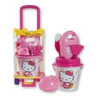 Androni Giocatolli - Troler cu jucarii de nisip Hello Kitty