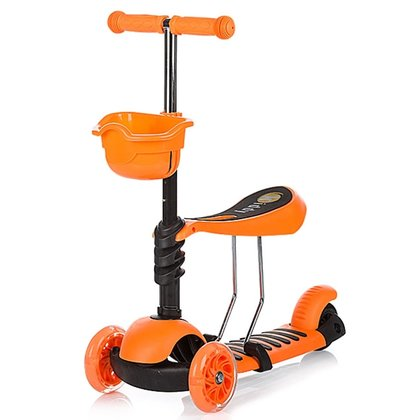 Chipolino - Trotineta Kiddy Orange