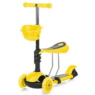 Chipolino - Trotineta Kiddy Yellow