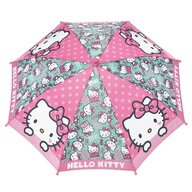 Umbrela manuala baston, Hello Kitty