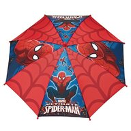 Umbrela manuala baston, Spiderman