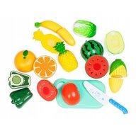 Ecotoys - Un set de legume si fructe