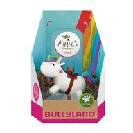 Bullyland - Figurina Unicornul dolofan, La calarie