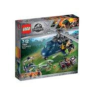 LEGO - Urmarirea elicopterului albastru