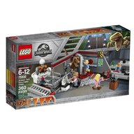 LEGO - Urmarirea Velociraptorului din Jurassic Park