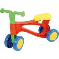 Lena - Vehicul fara pedale din plastic, Multicolor