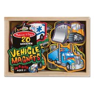 Vehicule cu magneti Melissa and Doug