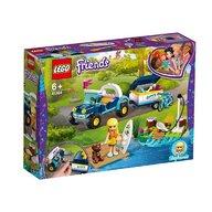 LEGO - Vehiculul cu remorca al Stephaniei