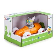 VikingToys - Pilot de curse Iepuras in masinuta morcov, Cute Racer
