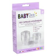 Visiomed - Rezerve igienice pentru aspiratorele nazale BabyDoo MX