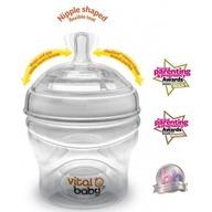 Vital Baby Biberon Breast-like - 150 ml, 0 luni+