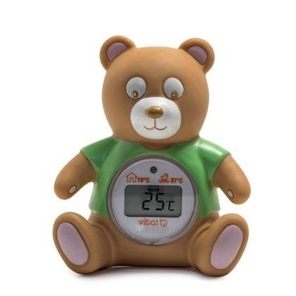 Vital Baby Termometru digital de baie si camera Nurture, 0+
