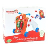 Vitamina G - Antepremergator/tricicleta 2in1 multiactivitati