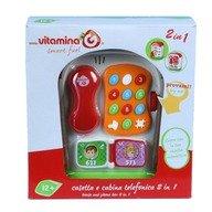 Vitamina G - Cabina telefonica muzicala 2in1