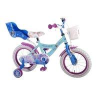 Volare - Bicicleta copii Frozen cu roti ajutatoare 14 inch