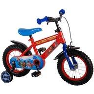 Volare - Bicicleta pentru baieti 12 inch cu roti ajutatoare Paw Patrol