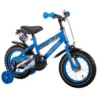 Volare - Bicicleta pentru baieti 12 inch cu roti ajutatoare Yipeeh Super