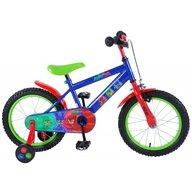 Volare - Bicicleta pentru baieti 16 inch cu roti ajutatoare Pj Masks