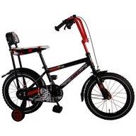 Volare - Bicicleta pentru baieti 16 inch cu roti ajutatoare Chopper
