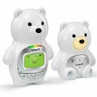 Vtech - Interfon Digital, Bidirectional, Cu senzor de temperatura, Cu lampa de veghe BM2350