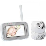 Vtech - Videofon Digital de monitorizare bebelusi Bufnita BM4300