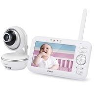 Vtech - Videofon Digital, Bidirectional, Cu melodii, Cu unghi reglabil VM5261