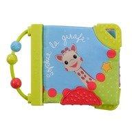 Vulli - Carticica colorata pentru joaca Girafa Sophie