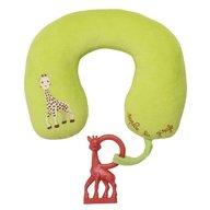 Vulli Perna de gat + inel dentitie Girafa Sophie