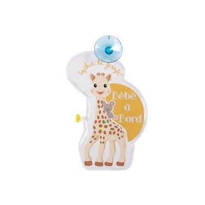 Vulli - Semnal luminos Girafa Sophie cu leduri