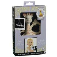 Vulli Set Girafa Sophie si inel denititie Ed. limitata