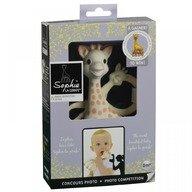 Vulli - Set Girafa Sophie si inel dentitie Ed. limitata