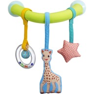 Vulli - Arcada Girafa Sophie cu ventuze pentru masina