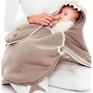 Wallaboo - Paturica Coco fun Shark, Taupe