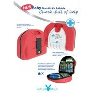 Wallaboo-Trusa Baby First Aid Basic
