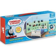 Walltastic - Kit decor Thomas and Friends