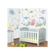 Walltastic Stickere decor Baby Under the Sea Classic