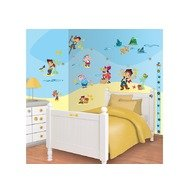 Walltastic Stickere decor Disney Jake and the Neverland Pirates Licentiat