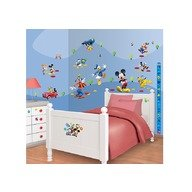 Walltastic Stickere decor Disney Mickey Mouse Clubhouse Licentiat