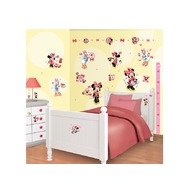 Walltastic Stickere decor Disney Minnie Mouse Licentiat