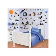 Walltastic Stickere decor Space Adventure Classic