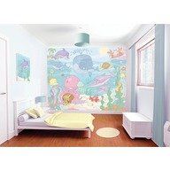 Walltastic Tapet Baby Under the Sea Classic