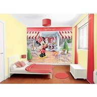 Walltastic Tapet Disney Minnie Mouse Licentiat