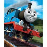 Walltastic - Tapet pentru copii Locomotiva Thomas