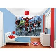 Walltastic Tapet The Avengers Assemble Licentiat
