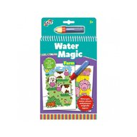 Galt - Carte de colorat Water Magic, La ferma